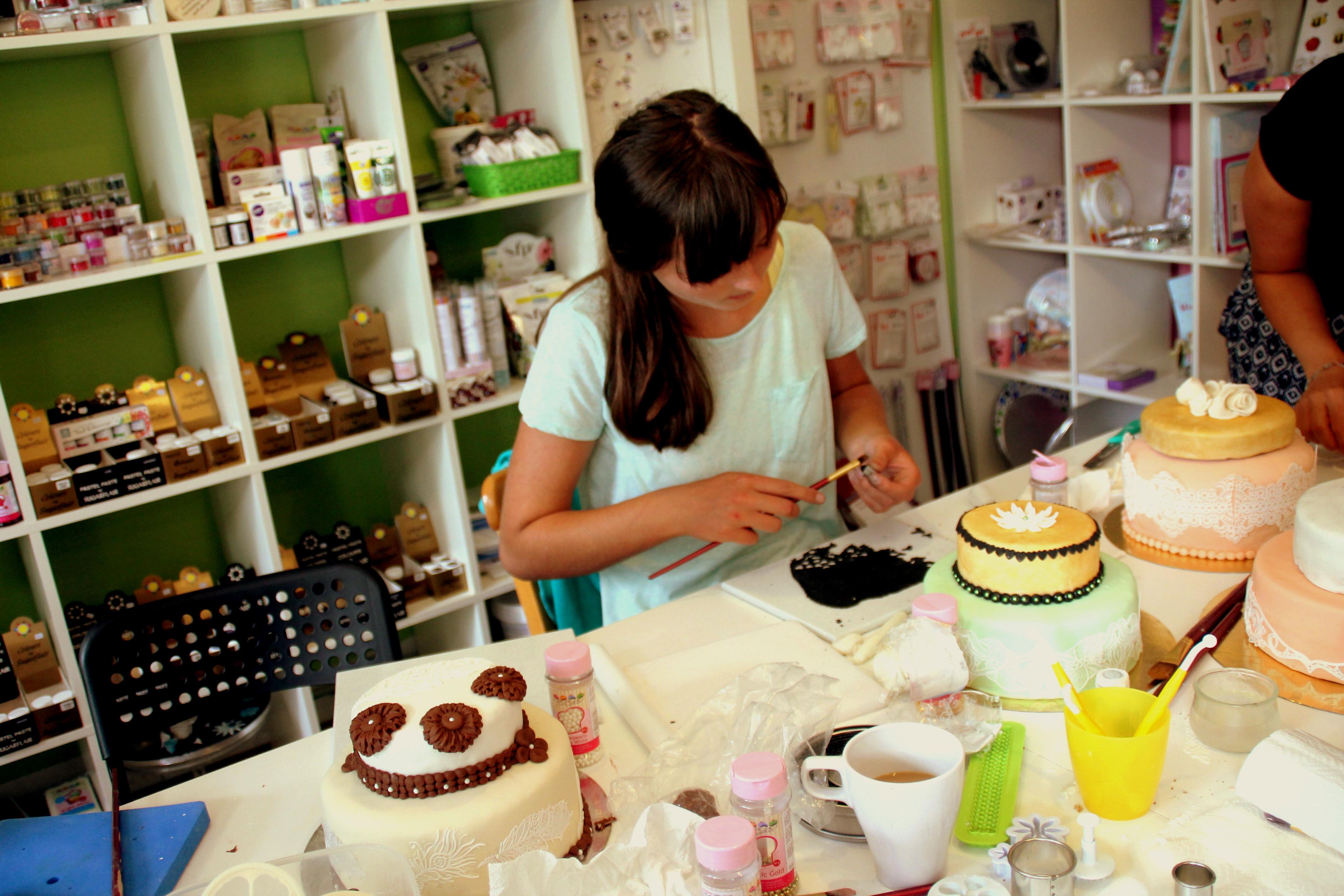 Neue Wege und die Kuchenmarie