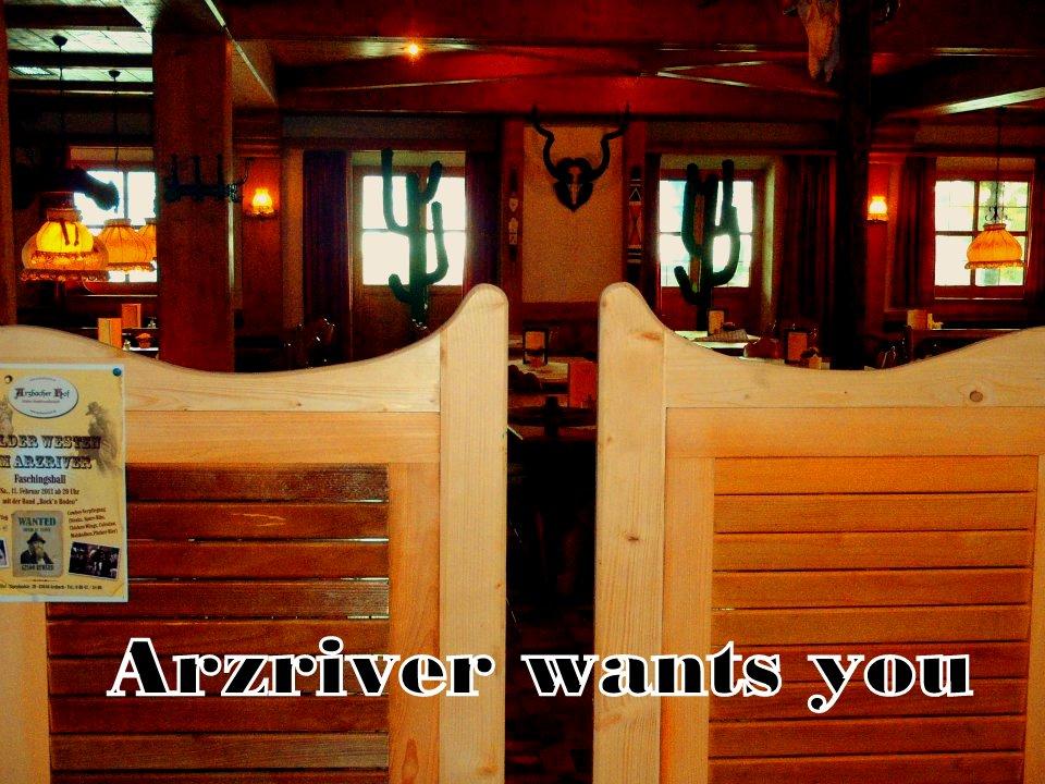 Arzriver – Wie die Indianer und Cowboys in den Isarwinkel kamen