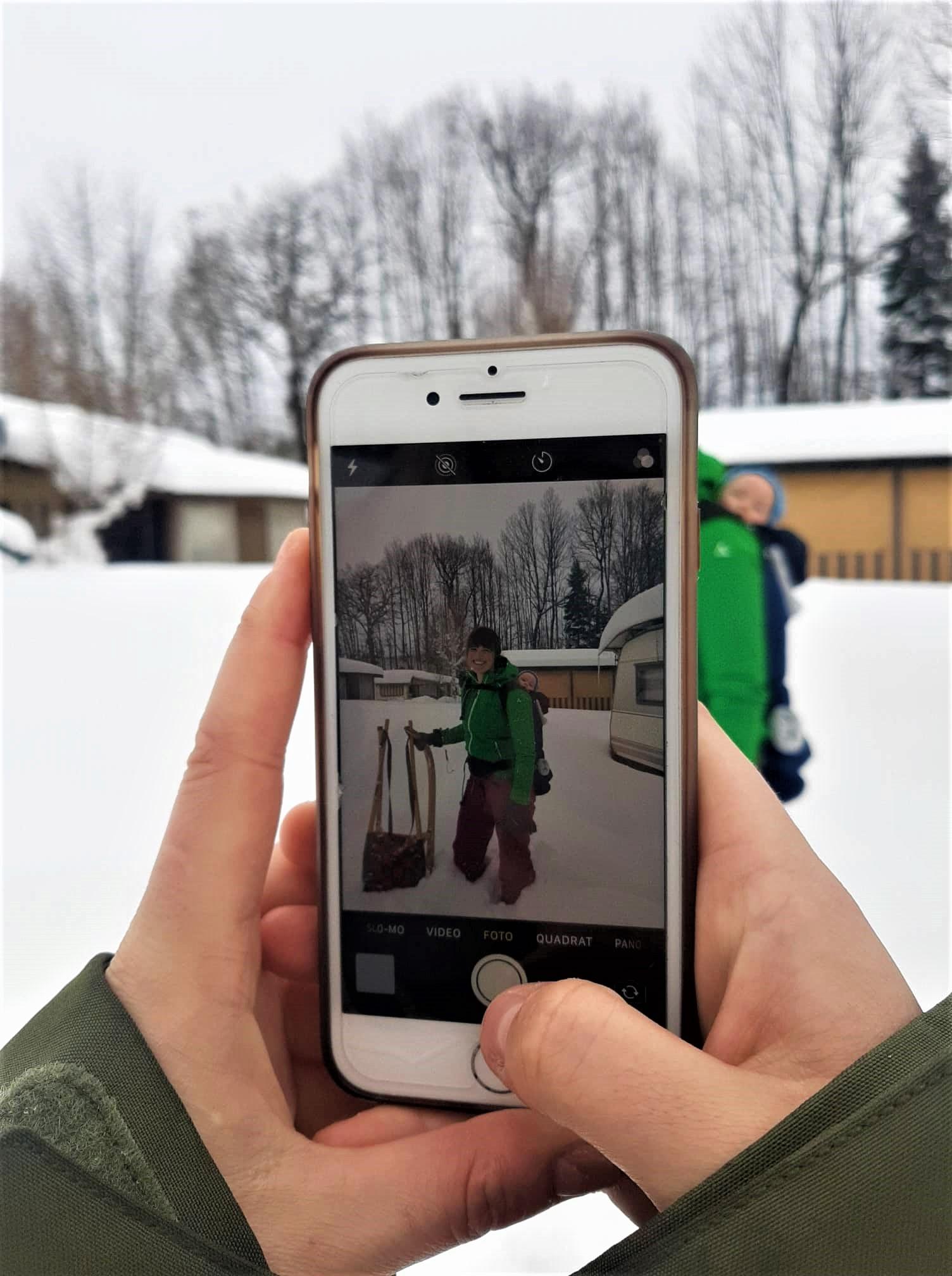 (M)ein Leben ohne Smartphone –                        Eine Fortsetzung